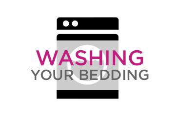 washing your bedding