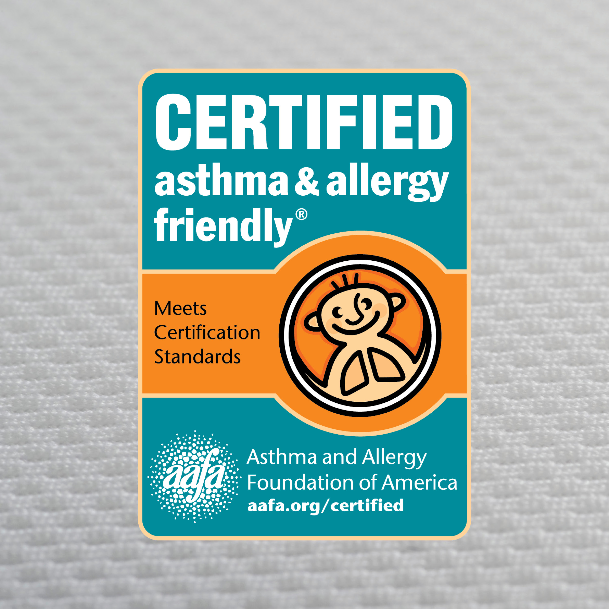 asthma 7 allergy friendly meets certification standards