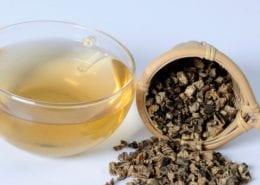 black cohosh tea and mug