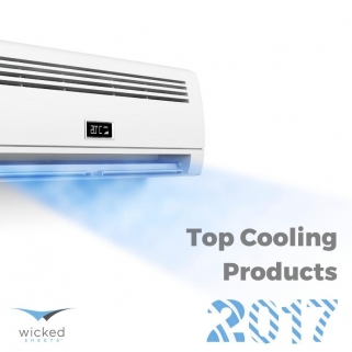 top cooling products 2018