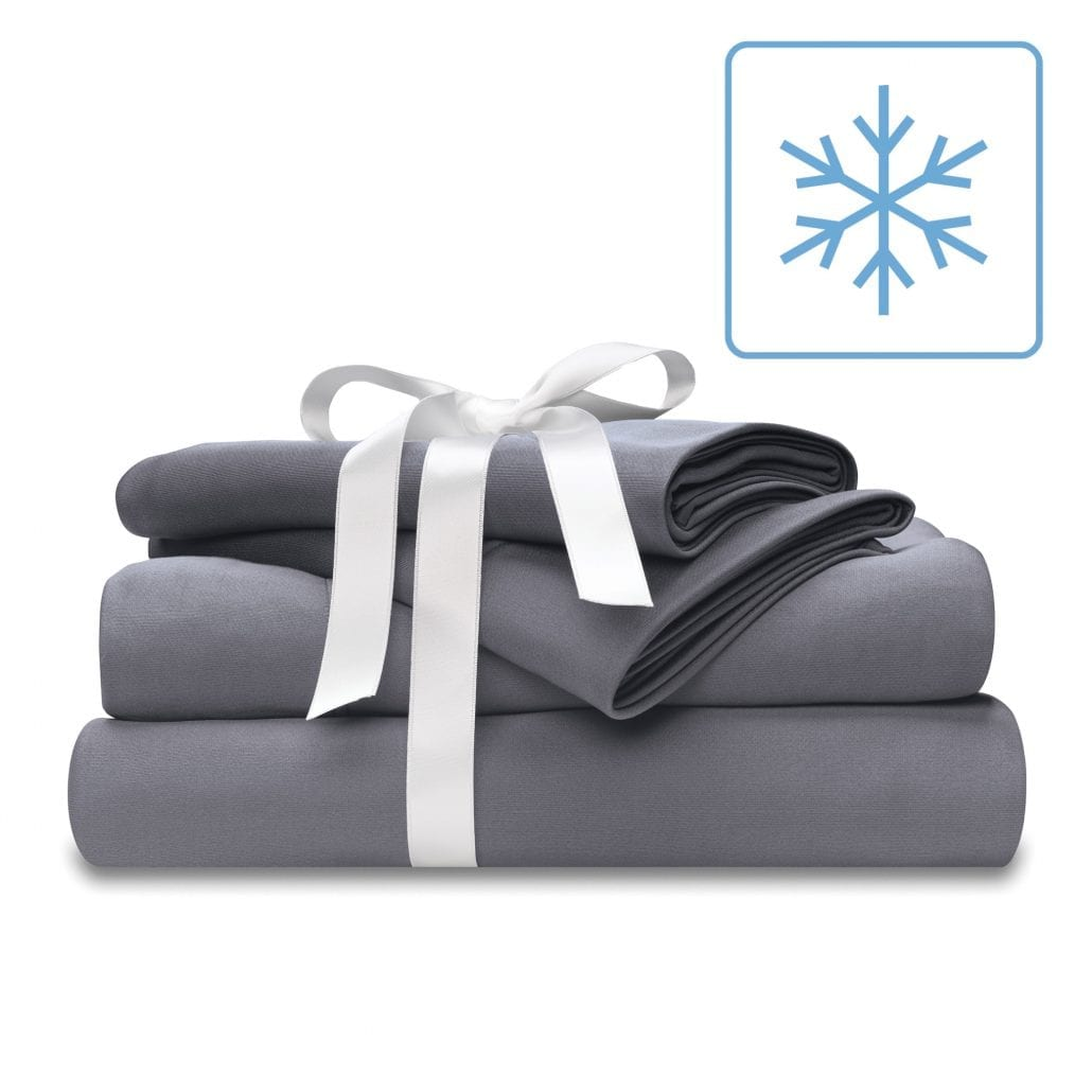 Wicked Cool Cooling And Moisture Wicking Bed Sheet Sets