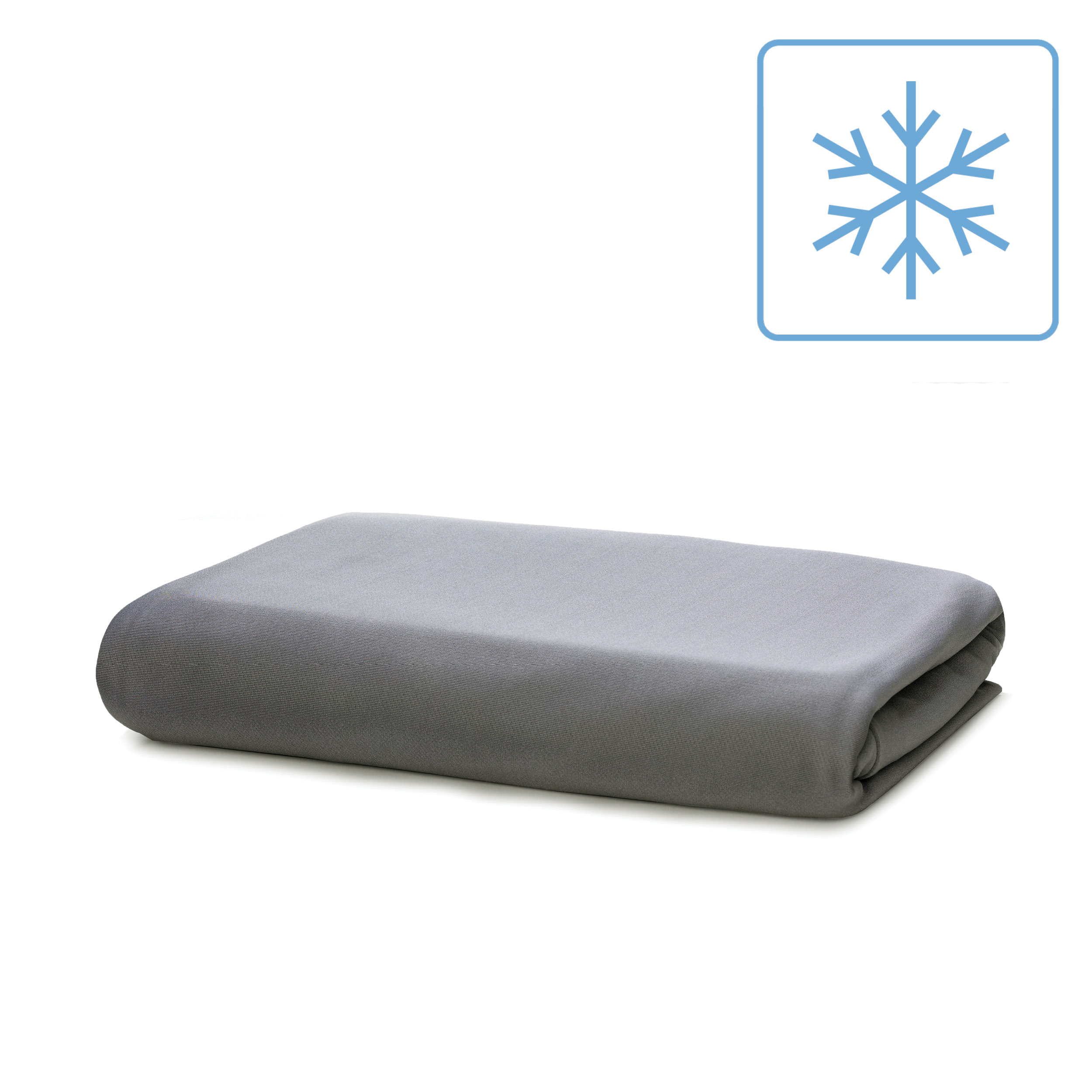 pillow cooling this copy cover foam memory soft contour sleep gel of with three cervical products comfort advanced fabric soundly promotes cold and bdbf