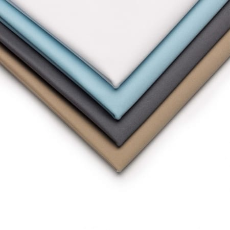 4 different colors of moisture wicking sheets