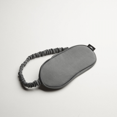 cooling gray sleep mask