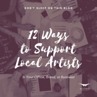 12 ways to support local artists