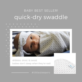 Friday Facts! Recently, our quick-drying and cool, breathable swaddle has jumped into the lead as our best selling baby product!  . . . #quickdry #wicking #littlesleeper #wickedlittlesleepers #wickedsheets #swaddle #swaddleblankets #bows#polkadots #stripes