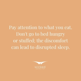Happy #SleepTipTuesday! Here at Wicked Sheets, we not only want you to sleep cooler but we want you to have the best sleep as possible!  Developing good nighttime habits leads to better sleep and a happier you:)